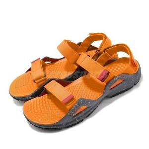 Merrell Hydrotrekker Strap Orange Grey Men Hiking Water Sandals Shoes J50241