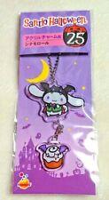Sanrio Happy lottery Sanrio Halloween 2020 Acrylic key chain 25 Cinnamoroll