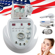 Us 5in1 Diamond Microdermabrasion Ultrasonic Dermabrasion Peel Scrubber SkinCare