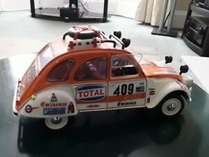 Solido 1:18 Citroen 2cv 'Spot' Dakar Rally 42118 3600