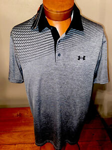 NWT MEN'S UNDER ARMOUR THE PLAYOFF POLO SHIRT  2XL  1350212-012 $59.99 FREE SHIP