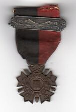 MILITARY ORDER OF THE SERPENT OFFICERS MEDAL SPANISH AMERIAN WAR SECRET SOCIETY
