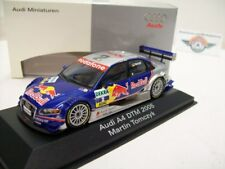 "Audi A4 #2 ""RedBull"" Tomczyk, DTM 2005, Audi-Dealer (Minichamps) 1:43, OVP"