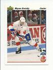 1991-92 Upper Deck Hockey Cards 91