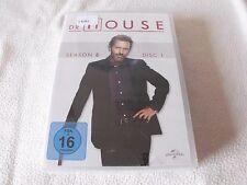 Dr. House - Season 8 - 6  DVD Box FSK 16 OVP