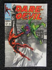 Daredevil #45 October 1968 Omg! Photo Cover Beautiful! See Pics!