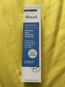Murad Acne Control Outsmart Acne Clarifying Treatment 50ml