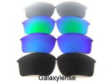 Ersatzglas für OAKLEY HALF JACKET 2.0 XL (nicht 2.0) schwarz/blau/grün/silber