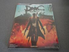 DmC Devil May Cry Strategy Guide  Paperback  New & Sealed