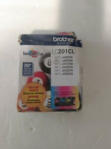 Brother Innobella Lc2013pks Ink Cartridge - Magenta, Cyan, Yellow - EXP 9/22