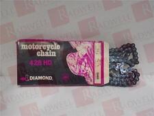 DIAMCHAIN DIAMOND CHAIN 428HD-110 RQANS2