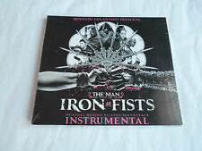 The Man With The Iron Fists - Instrumental  - Soundtrack (Audio CD, 2012) NEW