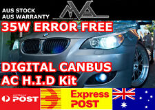 35W H7 CANBUS HID XENON Conversion Kit ERROR FREE BMW 3 E90 E91 E92 LCI LOW BEAM