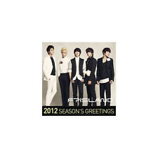 KOREA STAR GOODS FTISLAND-2012 SEASON GREETING(FT12SG)
