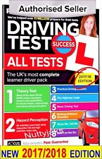 2017/2018 Driving Theory Test  All Tests & Hazard Perception PC DVD