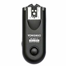 YONGNUO Single Transceiver of RF-603 II Flash Trigger Shutter Release for Nikon
