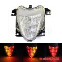 LED Motorcycle Tail Turn Signal Brake Integrated Light For Suzuki M109R 06-09