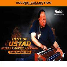 BEST OF NUSRAT FATEH ALI KHAN - SAD QAWWALIES -  3CD'S SET