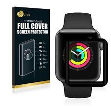Full Cover Apple Watch Series 3 (42mm) Schutzpanzer Glass Foil 9H Heavy Duty