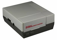 Old Skool NES case for Raspberry Pi 3,2 and B+
