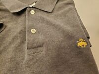 Mens Brooks Brothers 1818 Performance Polo Slim Fit Golf Polo Shirt Size XL