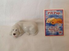 Wade Rare White Pa Pup Only 25 Ever Made Very Limited Edition