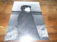 BOB DYLAN - Mini poster Noir & blanc 2 !!!!!!!!!