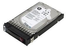 NUEVO DISCO DURO HP MB2000FAMYV 2tb 6g 7.2k K SAS 3.5'' == 508010-001