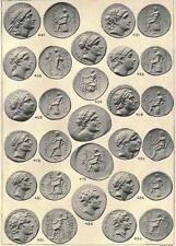 LARGE COLLECTION OF GREEK & ROMAN COINS 300+  E-BOOKS