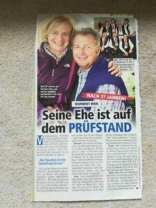 Norbert Rier Kastelruther Spatzen 1 Bericht