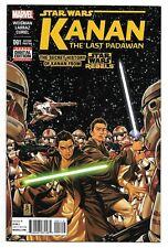 Kanan: The Last Padawan #1 - 2nd Print Variant - 1st Sabine Wren, Ezra, Hera