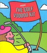 The Mini Golf Voodoo Kit by Michael Corcoran and Running Press Staff (2003) NIB