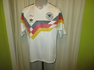"Germany "" DFB "" Original adidas World Championship Winner Jersey 1990 GR.S- M"