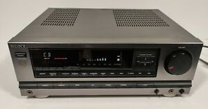 SONY TA-D505 VINTAGE HI FI USE INTEGRATED STEREO AMPLIFIER