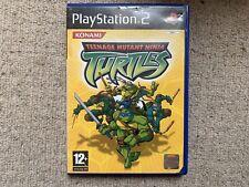 Teenage Mutant Ninja Turtles - Playstation 2 PS2 Complete PAL