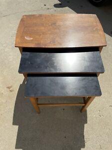 Mid Century Modern  Nesting Tables Lane Alta Vista