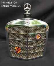 Mercedes Benz Grille Transistor Radio Version... Hard To Find!