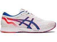 Asics 1011A544 100 Tartheredge White / Asics Blue Men's Running Shoes