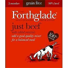 Forthglade Just Beef Grain Free - 395g - 538172