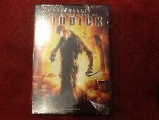 The Chronicles Of Riddick Dvd Brand New Factory Sealed 2004 Fast Free Shipping