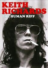 The Human Riff by Keith Richards (DVD, Mar-2011, United States of Distribution)