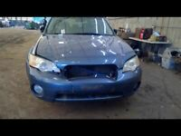 Manual Transmission Outback Without Turbo Fits 06 LEGACY 3621348