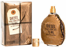 Diesel FUEL FOR LIFE 125 ml EDT 4.2 oz Men * NEW IN BOX * SEALED