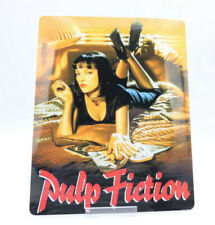 PULP FICTION - Glossy Bluray Steelbook Magnet Cover (NOT LENTICULAR)