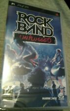 Rock Band Unplugged PSP Genuine Sony tear strip sealed UK stock.