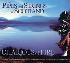 Chariots of Fire: Pipes & Strings of Scotland - New CD Album