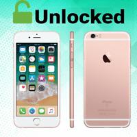 Apple iPhone 6s 16GB /64GB /128GB Verizon Unlocked Smartphone Rose Gold Gray