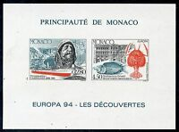PROMO / BLOC TIMBRE SPECIAL MONACO NEUF NON DENTELE N° 23a ** COTE 230 € EUROPA