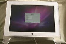 "Apple Mac M8536 23"" HD Cinema Display Monitor *Tested working*"