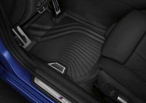 BMW Genuine Front Floor Mats All-Weather G20 3 Series 51472461170
